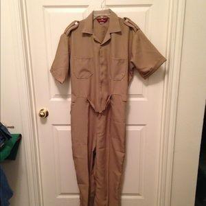 Men's Para Suit Sz 40 Reg 100% Polyester